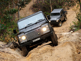 Photos of Land Rover Defender