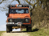 Photos of Land Rover Defender 110 G4 Challenge 2006