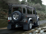 Photos of Land Rover Defender 90 Station Wagon EU-spec 2007