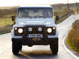 Photos of Land Rover Defender 90 Station Wagon EU-spec 2007