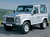 Photos of Land Rover Defender 90 Station Wagon 2007