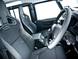 Photos of Land Rover Defender 110 SVX RHD 2008