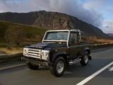 Photos of Land Rover Defender 90 SVX 2008