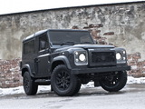 Photos of Project Kahn Land Rover Defender 90 Military Edition 2012