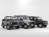 Photos of Land Rover Defender