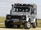 Photos of Land Rover Defender 110 Station Wagon 1990–2007