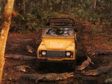 Pictures of Land Rover Defender 90 Soft Top 1990–2007