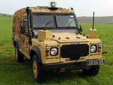 Pictures of Land Rover Snatch Vixen 1992–2010