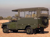 Pictures of Land Rover Defender 130 Game Viewer