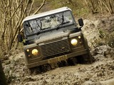 Pictures of Land Rover Defender 90 Station Wagon 2007