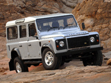 Pictures of Land Rover Defender 110 Station Wagon ZA-spec 2007