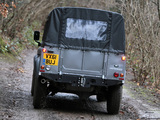 Pictures of Land Rover Defender 110 Double Cab Pickup UK-spec 2007