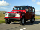 Pictures of Land Rover Defender 110 Station Wagon EU-spec 2007