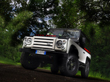 Pictures of Aznom Land Rover Defender 90 2010