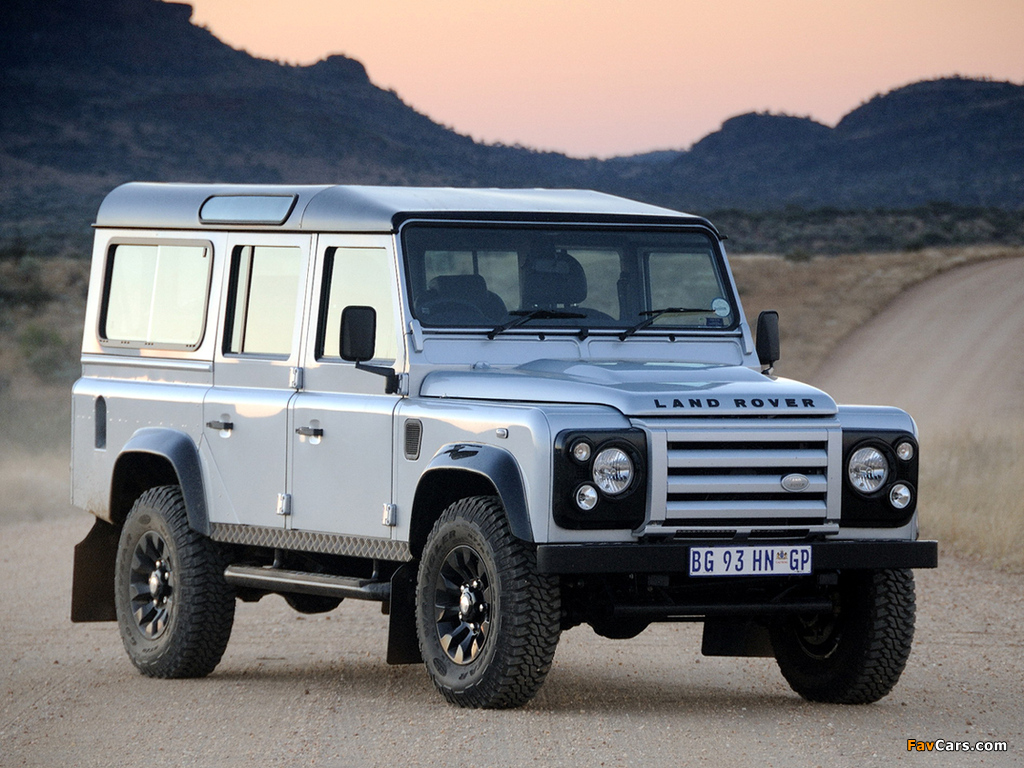 Pictures of Land Rover Defender 110 Limited Edition 2011 (1024 x 768)