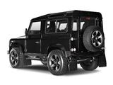 Pictures of Overfinch Land Rover Defender 90 Station Wagon 2012