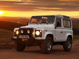 Pictures of Land Rover Defender 90 Station Wagon EU-spec 2007