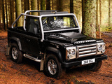 Pictures of Land Rover Defender 90 SVX 2008