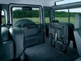 Land Rover Defender 110 Station Wagon UK-spec 2007 wallpapers