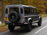 Land Rover Defender 110 Station Wagon EU-spec 2007 wallpapers