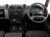 Land Rover Defender 90 Station Wagon ZA-spec 2007 wallpapers