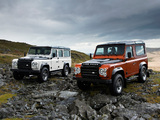 Land Rover Defender Fire & Ice 2009 wallpapers
