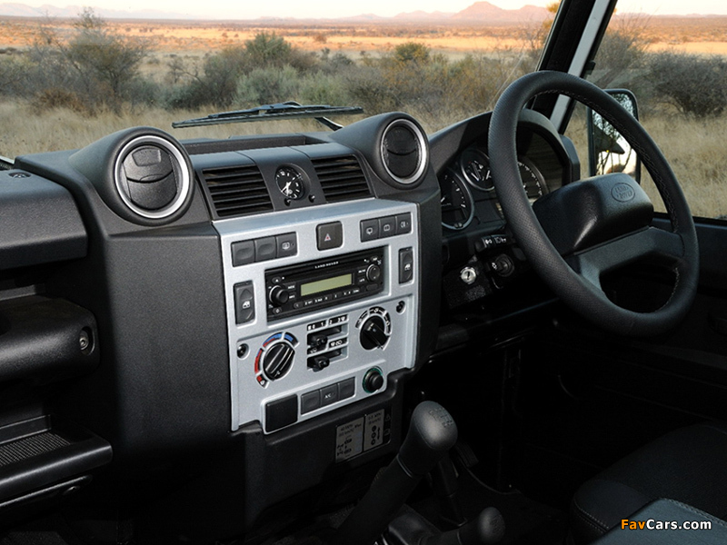 Land Rover Defender 110 Limited Edition 2011 wallpapers (800 x 600)