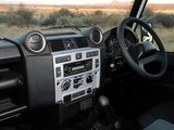 Land Rover Defender 110 Limited Edition 2011 wallpapers