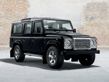 Land Rover Defender 110 Silver Pack 2014 wallpapers