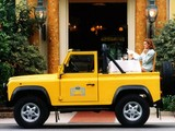 Land Rover Defender 90 Soft Top 1990–2007 wallpapers