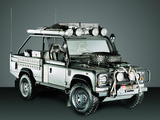 Land Rover Defender 90 Tomb Raider 2001 wallpapers