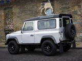 Land Rover Defender 90 Station Wagon X-Tech 2011 wallpapers