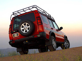 Images of Land Rover Discovery G4 Edition 2003