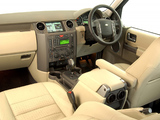 Images of Land Rover Discovery 3 ZA-spec 2005–08