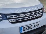 Images of Land Rover Discovery HSE Td6 UK-spec 2017