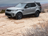 Images of Land Rover Discovery HSE Si6 Dynamic Design Pack North America 2017