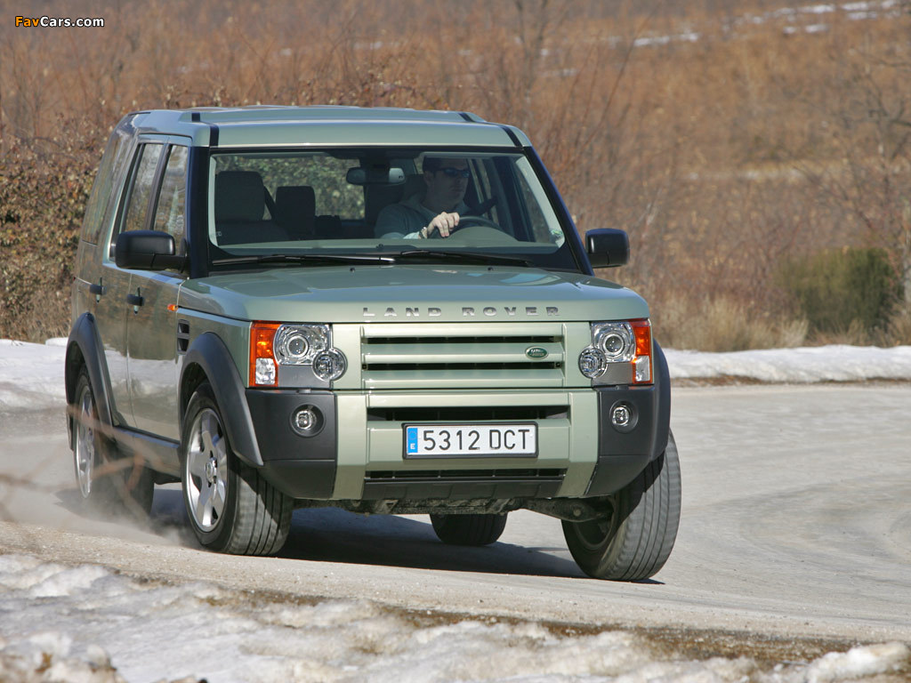Images Of Land Rover Discovery 3 2005 08 1024x768