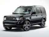 Images of Land Rover Discovery 4 Landmark 2011