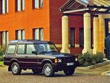 Land Rover Discovery 3-door EU-spec 1989–94 images