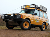 Land Rover Discovery 3-door Camel Trophy 1990 wallpapers