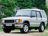 Land Rover Discovery 1997–2003 images