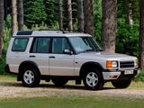 Land Rover Discovery 1997–2003 pictures