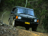 Land Rover Discovery AU-spec 1998–2003 images