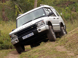 Land Rover Discovery ZA-spec 2003–04 images