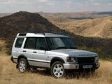Land Rover Discovery ZA-spec 2003–04 photos