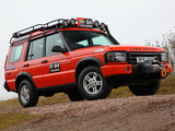 Land Rover Discovery G4 Edition 2003 pictures