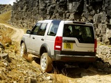 Land Rover Discovery 3 2005–08 photos
