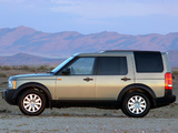 Land Rover Discovery 3 ZA-spec 2005–08 pictures