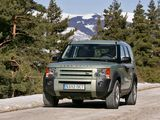 Land Rover Discovery 3 2005–08 wallpapers