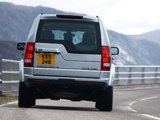 Land Rover Discovery 3 2008–09 images
